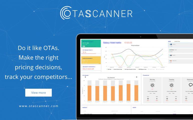 Πλάνο τιμών Otascanner - Market Watch | by AboutHotelier.com