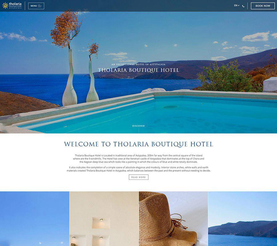 Custom Website