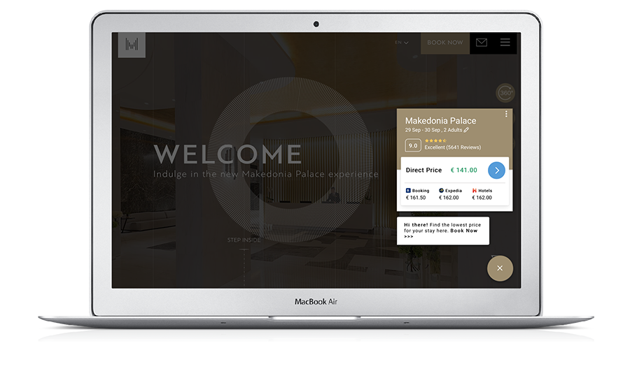 Hotel Manager Software & Price check Widget Τιμή | by AboutHotelier.com