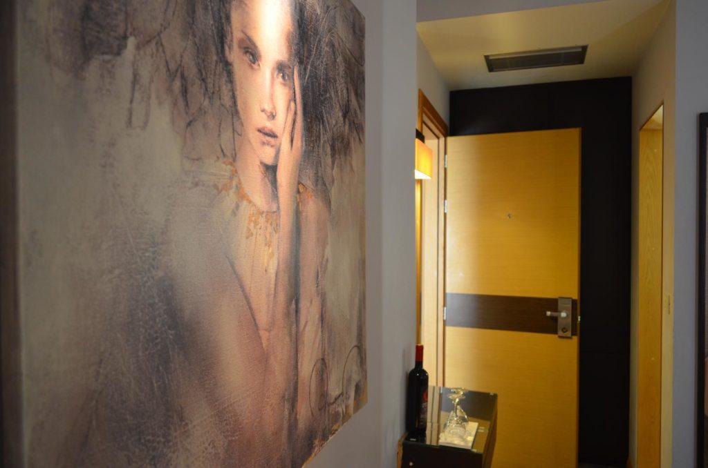 Palladion Hotel Τέχνη στα Ξενοδοχεία