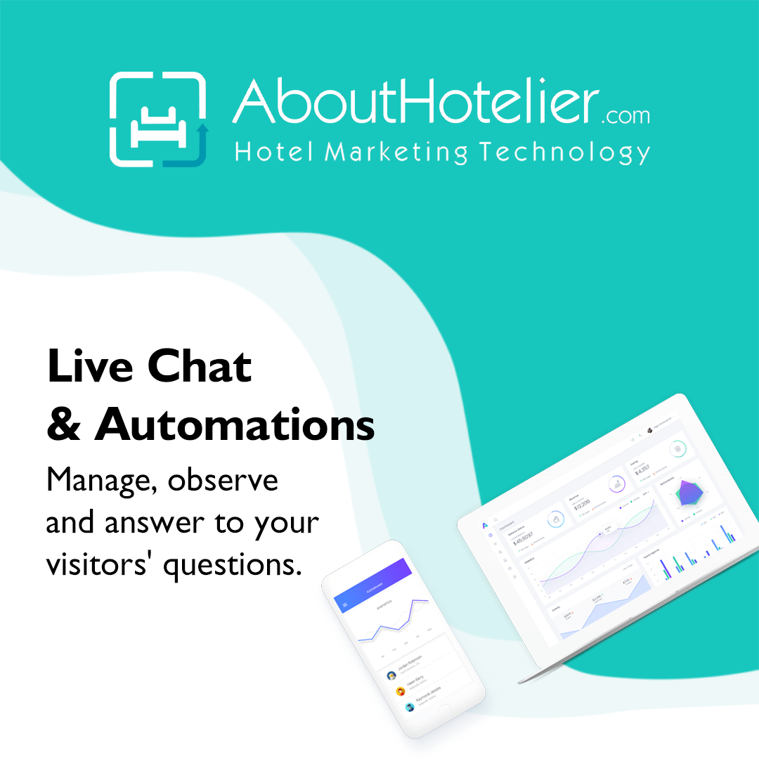 fb adv abouthotelier_Live Chat & Automations